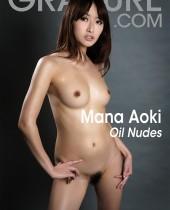 Japanese gravure, Mana Aoki - Softcore, Glamor Gravure Style erotic photos