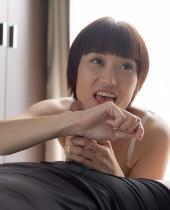 Japanese fetish model Mizuki - TekokiJapan - handjobJapan.com