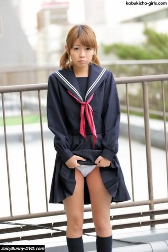 JAV Idol Fuu Sazanami