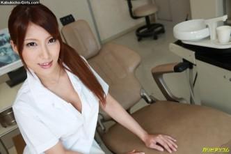 JAV Idol Yume Mitsuki, Big Tits Dentist, 美月優芽, ワーキングおっぱい過失乳 ~歯医者編